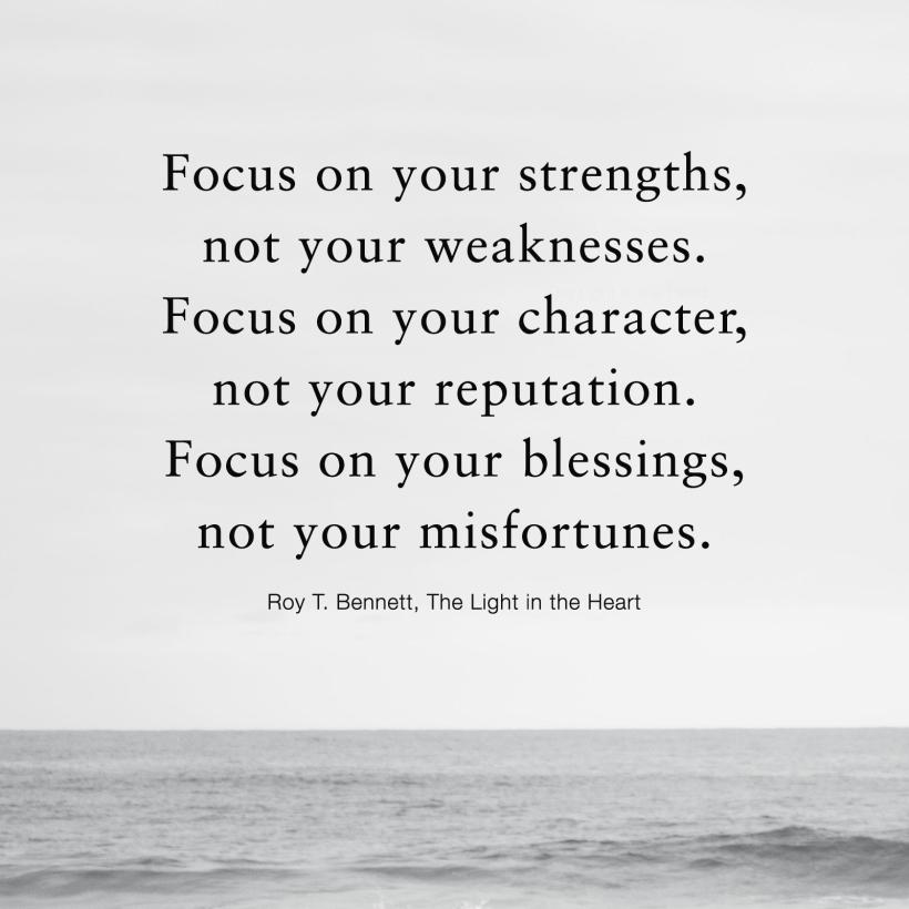 Focus-on-your-strengths_Roy-T-Benett_THe-Light-in-the-Heart